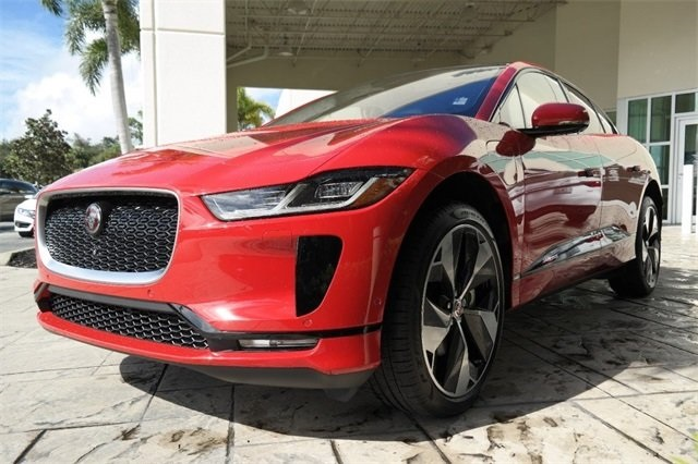 New 2019 Jaguar I-PACE