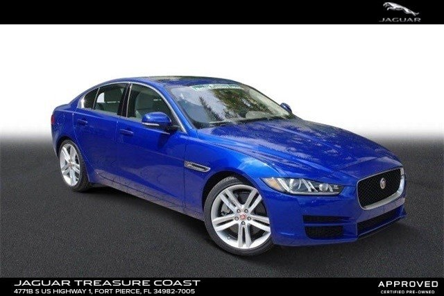 Certified Pre-Owned 2018 Jaguar XE 35t Premium