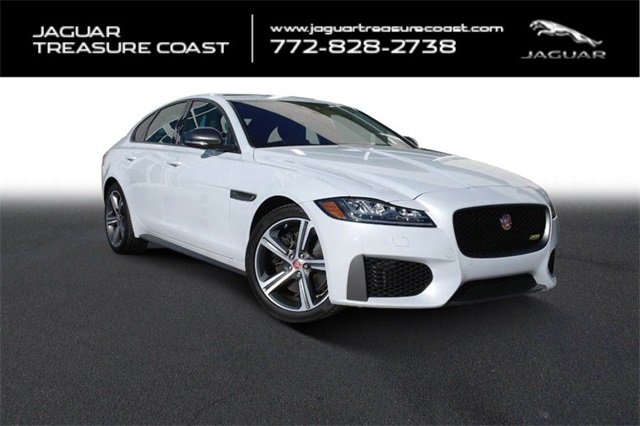 New 2019 Jaguar XF Sport