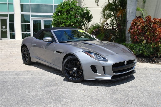 Pre Owned 2014 Jaguar F TYPE S