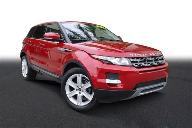 Pre-Owned 2013 Land Rover Range Rover Evoque Prestige