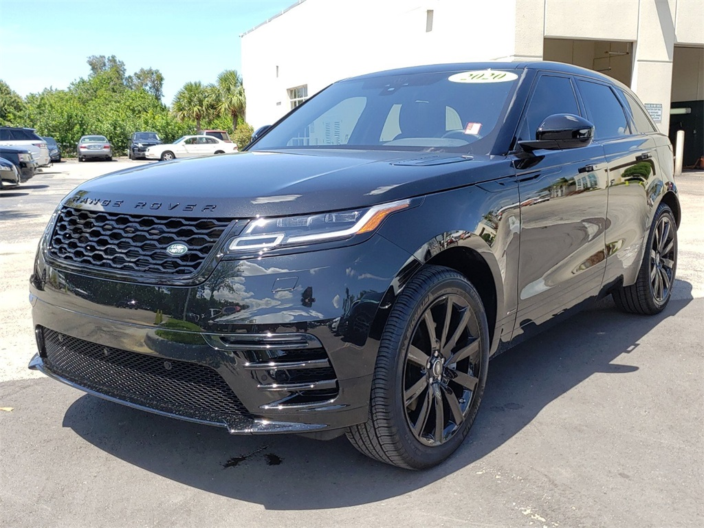 Certified Pre-Owned 2020 Land Rover Range Rover Velar P340 R-Dynamic S