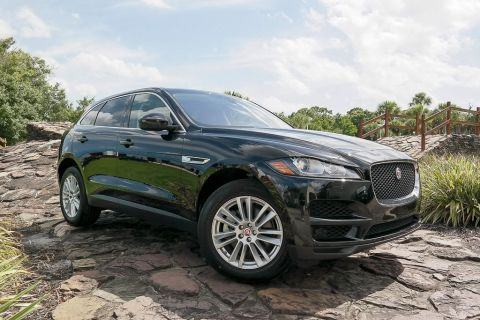 Certified Pre-Owned 2019 Jaguar F-PACE 30t Prestige