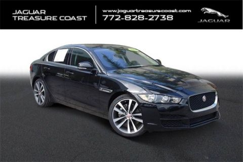 Certified Pre-Owned 2018 Jaguar XE 25t Prestige