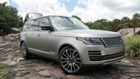 Pre-Owned 2019 Land Rover Range Rover SVAutobiography