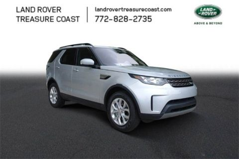 Certified Pre-Owned 2018 Land Rover Discovery SE