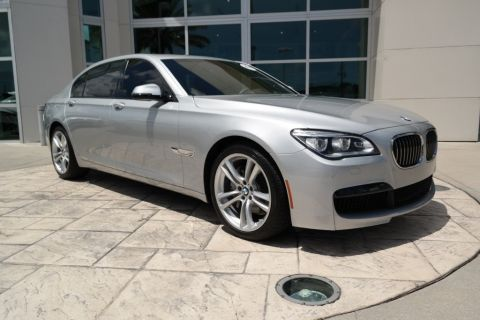 Pre-Owned 2014 BMW 7 Series 740Li